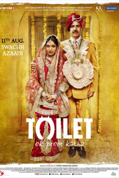 دانلود فیلم Toilet - Ek Prem Katha 2017